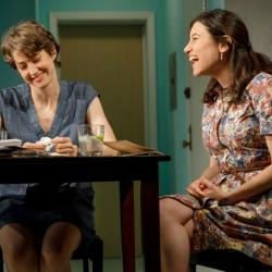 Carrie Coon and Susan Pourfar (PR Photo by Joan Marcus)