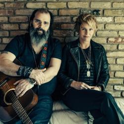 Thursday at Noon: Hear Steve Earle and Shawn Colvin (a.k.a. Colvin & Earle) live on FUV.
