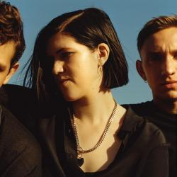 The xx photo by Laura Coulson