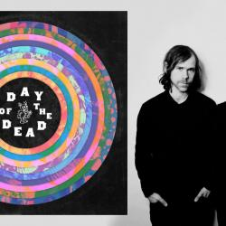 Day of the Dead cover art, the Dessner brothers (photo by Shervin Lainez, PR)