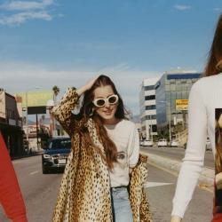 Haim (photo courtesy of Sony Music, PR)