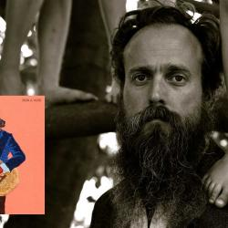Iron & Wine's Sam Beam (photo by Kim Black, PR)