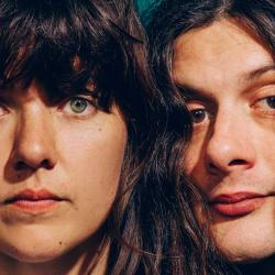 Courtney Barnett & Kurt Vile (photo by Danny Cohen/PR)