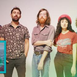 Okkervil River (photo by Shervin Lainez, PR)