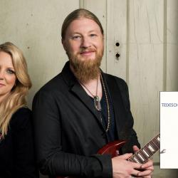 Susan Tedeschi and Derek Trucks of the Tedeschi Trucks Band (photo courtesy of Shore Fire, PR)