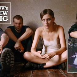 Wolf Alice (photo by Laura Allard Fleischl, PR)