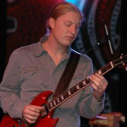 Derek Trucks (photo by Carl Lender, courtesy of CC 2.0)
