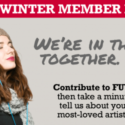 We're in this together. Donate today.