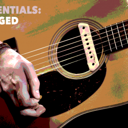 Unplugged Essentials (original photo by Gus Philippas)