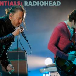 Radiohead's Thom Yorke, left, and Jonny Greenwood in 2012 (AP Photo)