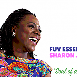 Sharon Jones (photo courtesy of Daptone Records)