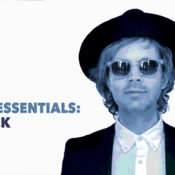 Beck (photo courtesy of the artist)