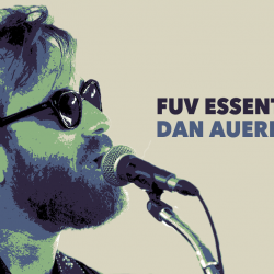 Dan Auerbach (original photo by Neil Swanson for WFUV)
