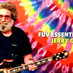 Jerry Garcia (Original photo via Wikipedia by Mark L. Knowles, CC BY-SA 3.0)