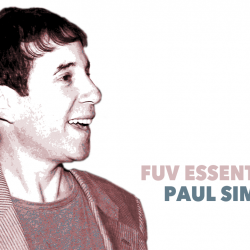 Paul Simon (photo courtesy of FUV host archives)