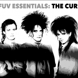 The Cure (photo courtesy of Fiction Records)