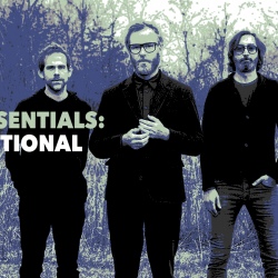 The National (original photo by Graham MacIndoe, PR)