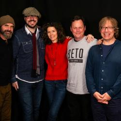 Edie Brickell & New Bohemians at WFUV