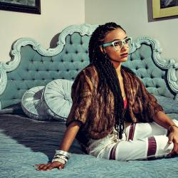 Esperanza Spalding (photo by Holly Andres, PR)