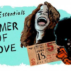 Summer of Love/Monterey Pop (illustration by Andy Friedman)