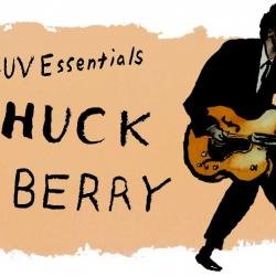 Chuck Berry (illustration by Andy Friedman)