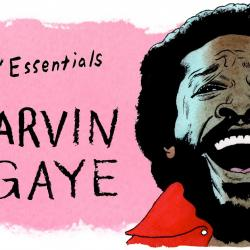 Marvin Gaye (illustration by Andy Friedman)