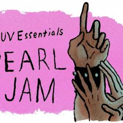 FUV Essentials: Pearl Jam (illustration by Andy Friedman)