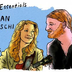 Susan Tedeschi and Derek Trucks (illustration by Andy Friedman)