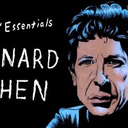 FUV Essentials: Leonard Cohen (illustration by Andy Friedman)