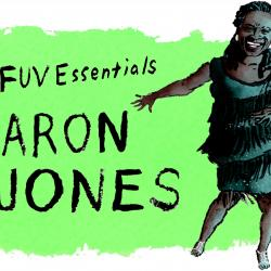 Sharon Jones (illustration by Andy Friedman)