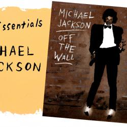 Michael Jackson (illustration by Andy Friedman)