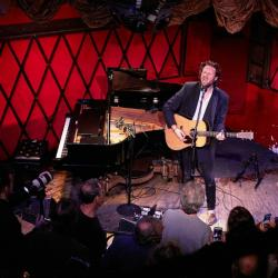 FUV Live with Father John Misty (photo by Gus Philippas/WFUV)