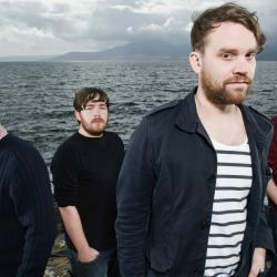 Frightened Rabbit (photo by Danny North/PR)