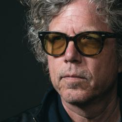 Gary Louris of The Jayhawks (photo by Nate Ryan, courtesy of the artist)