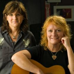 Amy Ray and Emily Saliers of Indigo Girls (photo courtesy of Propeller Publicity, PR)