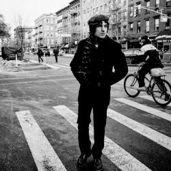 Jesse Malin (photo by Illaria Conte, PR)