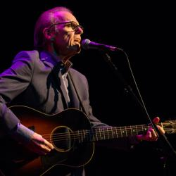 John Hiatt at The Sheen Center (photo by Jim O'Hara/WFUV)