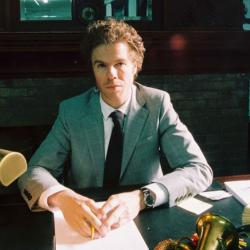 Josh Ritter (photo by Sam Kassirer/PR)
