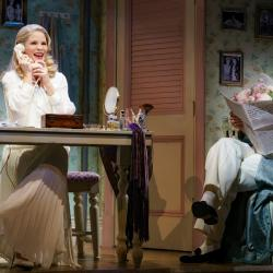 Kelli O'Hara and Will Chase (Photo by Joan Marcus from Polk PR)