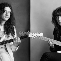 Kurt Vile and Courtney Barnett (photo by Danny Cohen/PR)