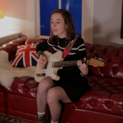 Margaret Glaspy at Hotel Saint Cecilia/SXSW