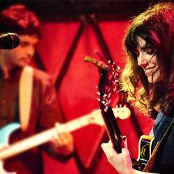 Natalie Prass at Rockwood Music Hall (photo by Gus Philippas/WFUV)