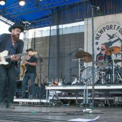 Nathaniel Rateliff & The Night Sweats at Newport Folk Festival