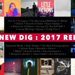 Best of 2017... So Far: A New Dig look back at some of our favorite albums.