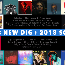 FUV's New Dig for 2018... So Far: A look back at some of the albums we like.