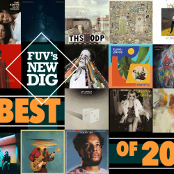 The Best of 2021 ... So Far (collage by Laura Fedele for WFUV)