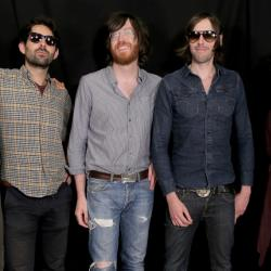 Okkervil River at WFUV