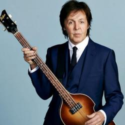 Paul McCartney (photo by Mary McCartney, PR)
