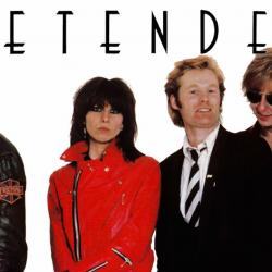 The cover of the Pretenders' 1980 debut album