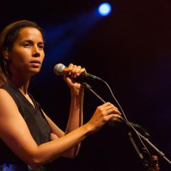 Rhiannon Giddens at Celebrate Brooklyn